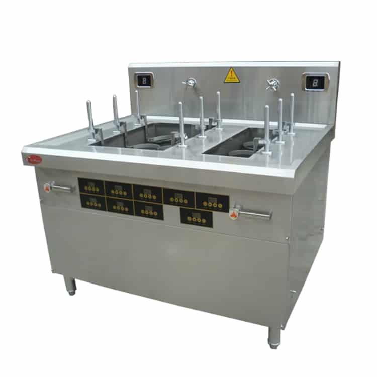 pasta cooking machine pasta cooking equipment