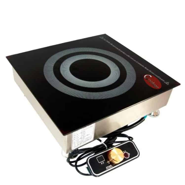 kitchen equipment manufacturers induction cooker for commercial use