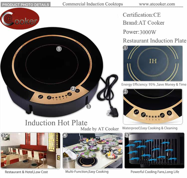 best hot plate for cooking professional hot plate