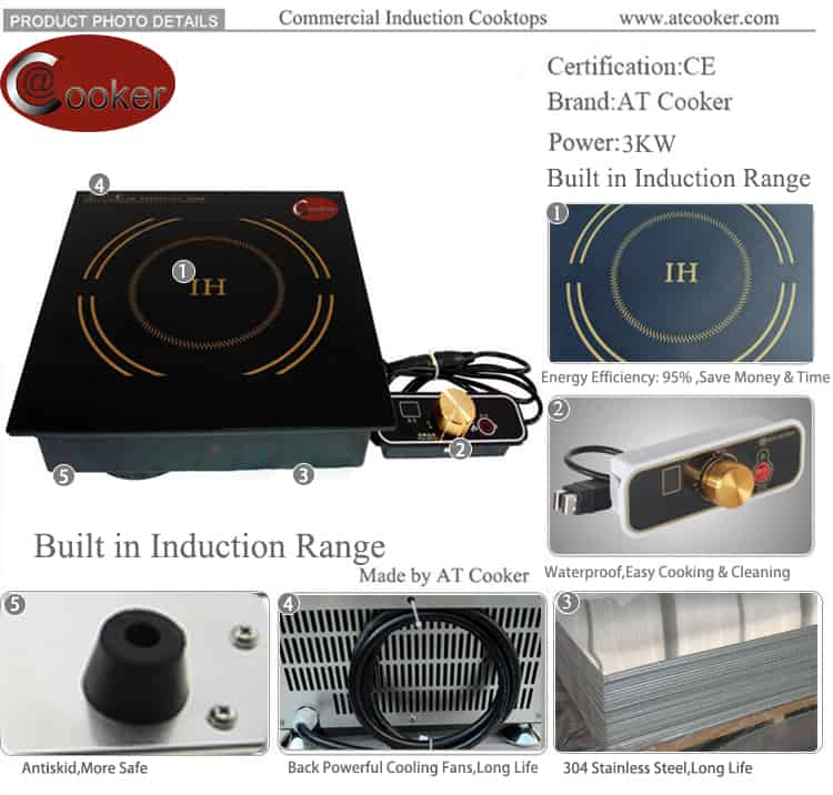 industrial hot plate large hot plate