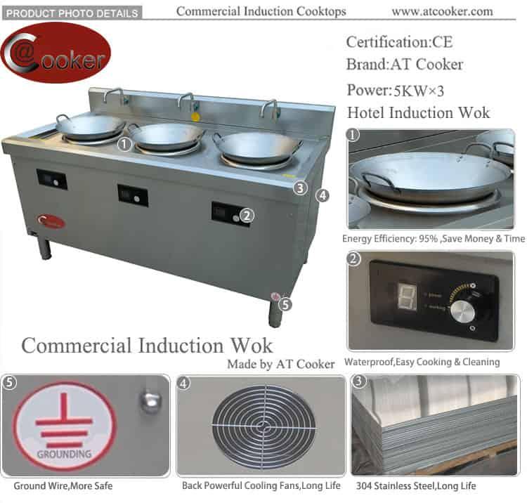 wok equipment commercial wok burner