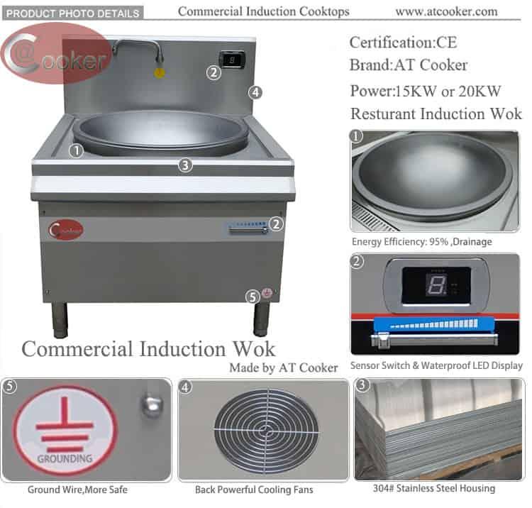 chinese wok burner industrial wok burner