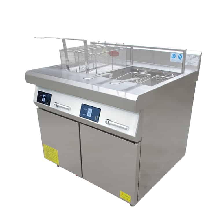 deep frying equipment commercial frying equipment