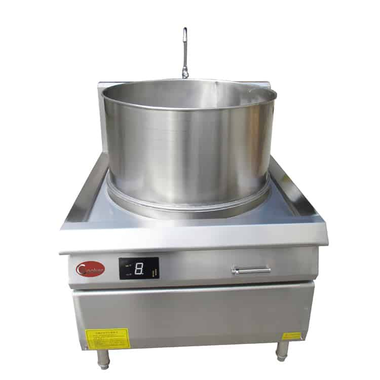 large pot burner stock pot and burner