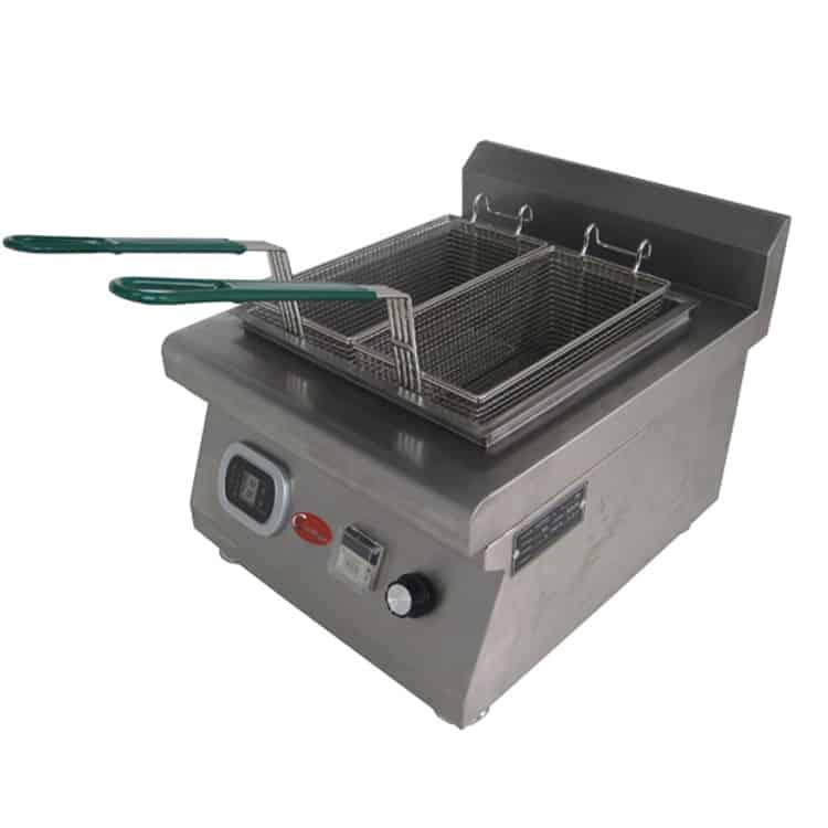 benchtop fryer best commercial countertop deep fryer
